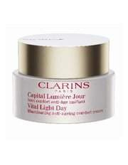 Clarins - Vital Light Day Illuminating Anti-Ageing Comfort Cream Dry Skin