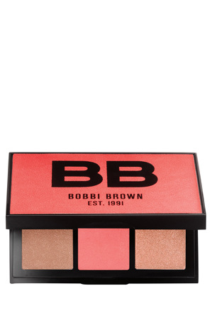 Bobbi Brown - Peach Illuminating Cheek Palette