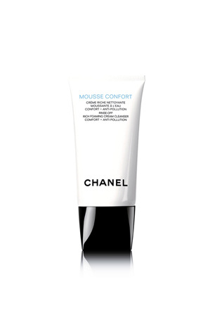 CHANEL - Rinse-Off Rich Foaming Cream Cleanser Comfort + Anti-Pollution