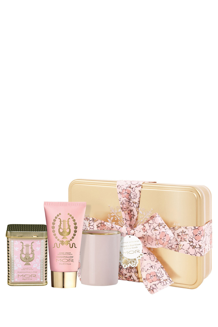 of Little Luxuries in the romantic floral scent of Marshmallow. Gift ...