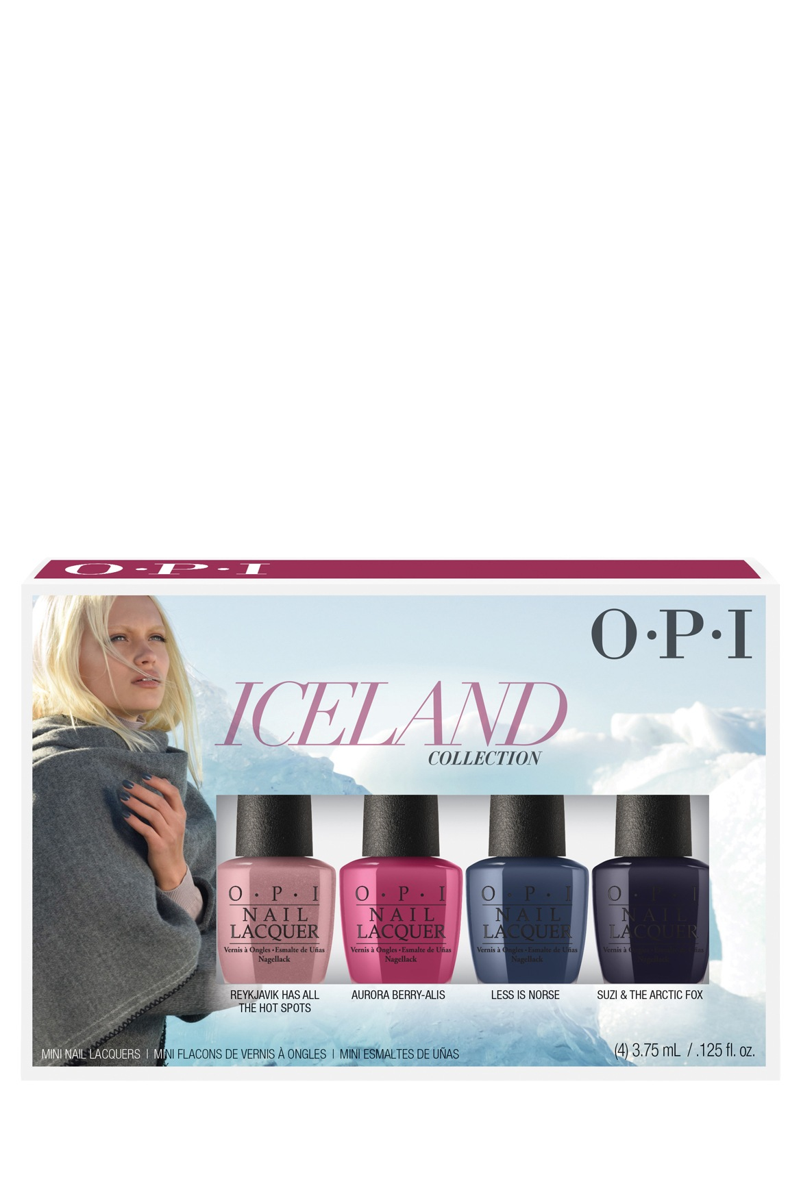 OPI | Mini 4-Pack | Myer Online
