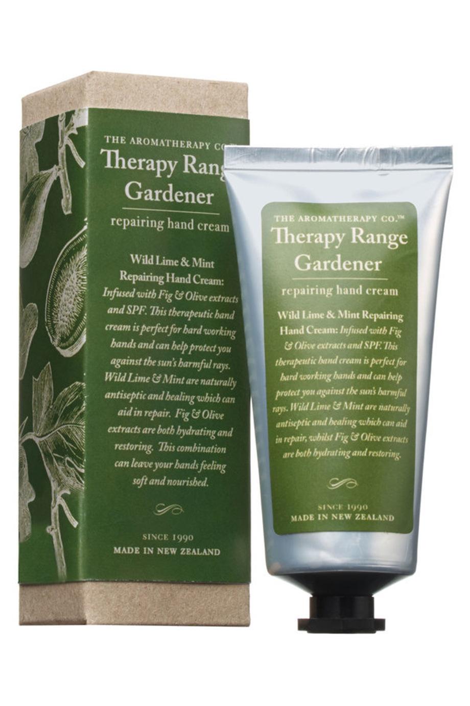 The Aromatherapy Company | Gardener Repair Handcream 75ml | Myer Online