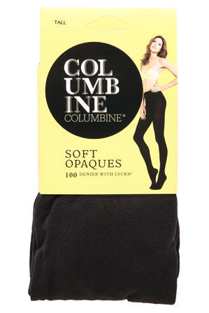 Columbine - 100 Denier Opaque Tights 1961M 155961640