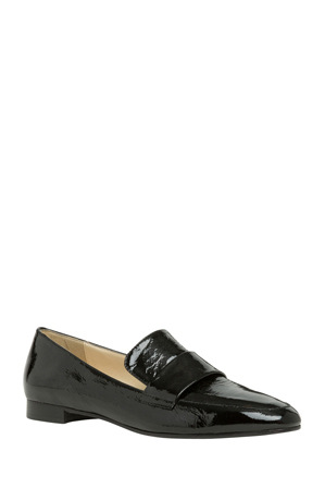 Innovare Made in Italy - Yuana Black Patent Leather Loafer