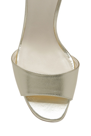 Innovare Made in Italy - Charlie Gold Sandal