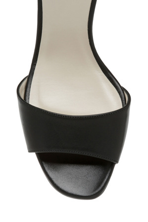 Innovare Made in Italy - Charlie Black Sandal