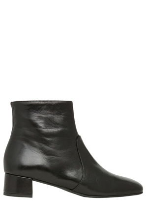 Innovare Made in Italy - Aisha Black Leather Boot