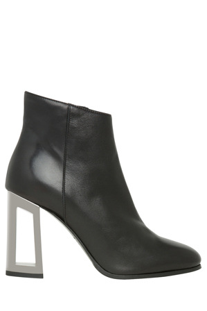 Innovare Made in Italy - Winola Black Leather Boot