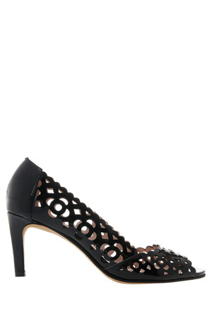 Leona by Leona Edmiston - Brando Black Patent Pump