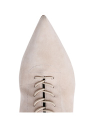 KENDALL + KYLIE - Liza Sand Suede Boot