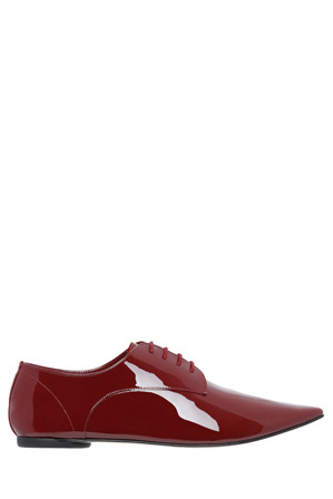 Repetto - Dexter Burgundy Patent Pump