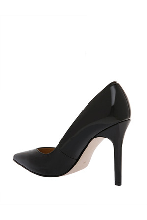 Guess - BeCool Black Patent Pump
