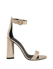 KENDALL + KYLIE - Giselle Gold Sandal