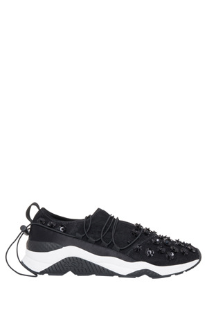 Ash - Miss Lace Cross Over Laces Sneaker