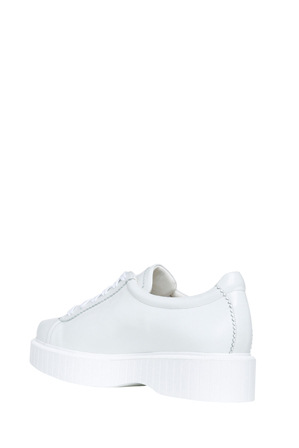 Robert Clergerie - PasketV White Sneaker