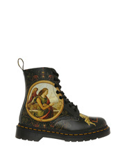 Dr Martens - 8 Eye Di Paulo Black Boot