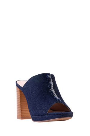 Siren - Fairlee Denim Sandal