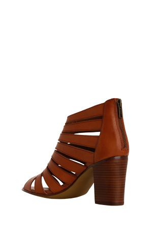 Steve Madden - Vendetta Cognac Leather Pump