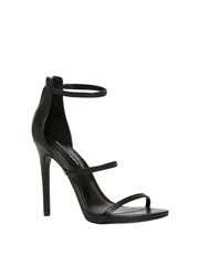 Windsor Smith - Cynthia Black Sandal
