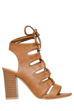 Miss Shop - Shanina Tan Sandal