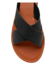 Miss Shop - Amazon Black Sandal