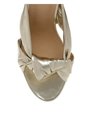 Miss Shop - Sofia Gold Mule