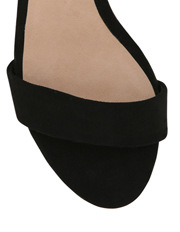 Miss Shop - Sasha Black Sandal