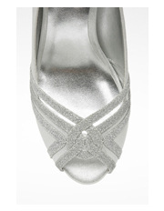 Collection - Prim Silver Pump