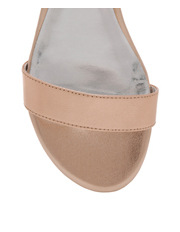 Collection - Pearl Rose Gold Sandal