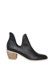 Zazou - Martha Black Leather Boot