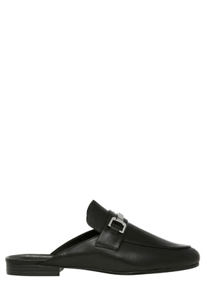 Piper - Mon Black Leather Loafer