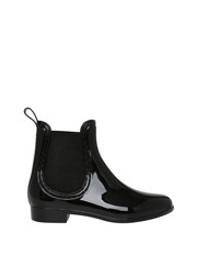 Piper - Wellington Black Hi Shine Boot