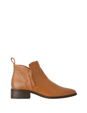 Urban Soul - Lucy Dark Tan Boot