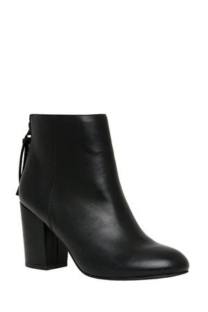 Piper - Ashleigh Black Leather Boot