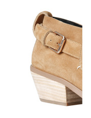 Urban Soul Collection - Daphne Camel Boot