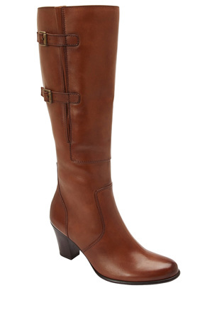 Sandler - Victor Mid Brown Glove Boot