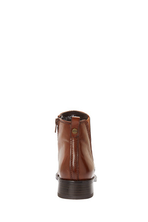 Sandler - Jade Mid Brown Glove Boot