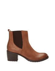 Sandler - Grove Mid Brown Glove Boot