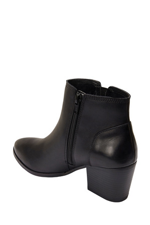 Sandler - Osborne Black Glove Boot