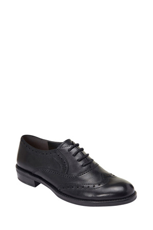 Sandler - Caesar Black Glove Pump