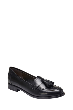 Sandler - Rapture Black Glove Loafer