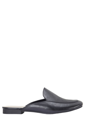 Sandler - Talent Black Glove Loafer