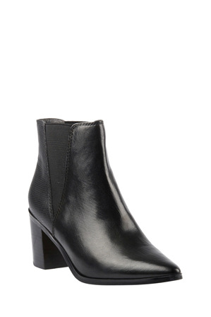 Diana Ferrari - Meadow Black/Lizard Boot
