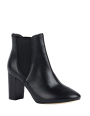 Diana Ferrari - Elvita Black Leather Boot