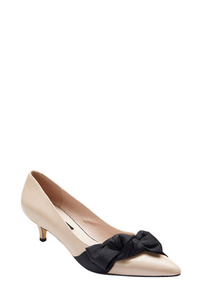 Jane Debster - Ziggy Ivory Glove Pump