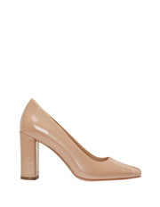 Jane Debster - Piper Nude Patent Pump