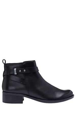 Easy Steps - Alert Black Glove Boot
