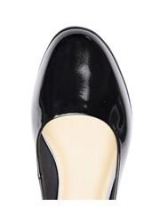 Easy Steps - Regal Black Patent Pump