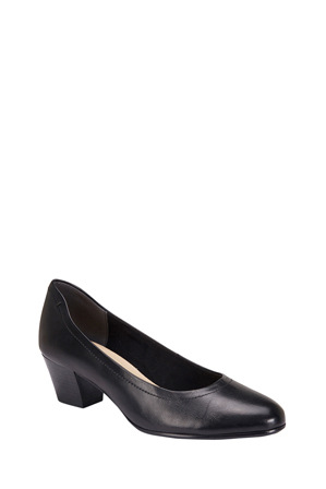 Easy Steps - Brenda Black Glove Pump