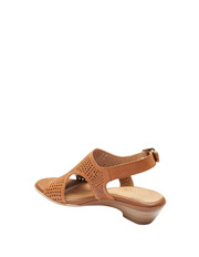 Easy Steps - Carrie Tan Nubuck Sandal